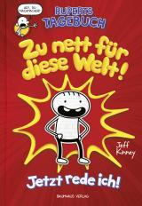 Cover-Bild Ruperts Tagebuch - Zu nett für diese Welt!
