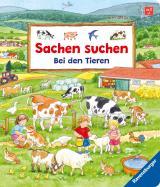 Cover-Bild Sachen suchen: Bei den Tieren