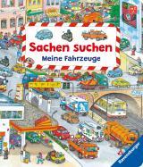 Cover-Bild Sachen suchen: Meine Fahrzeuge