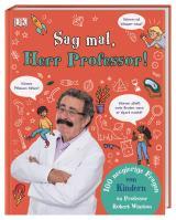 Cover-Bild Sag mal, Herr Professor!