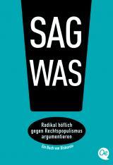 Cover-Bild Sag was!