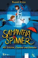 Cover-Bild Samantha Spinner (1). Mit Schirm, Charme und Karacho