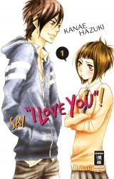 "Cover-Bild Say ""I love you""! 01"