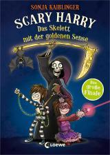 Cover-Bild Scary Harry (Band 9) - Das Skelett mit der goldenen Sense