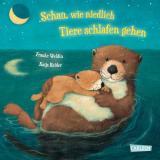Cover-Bild Schau, wie niedlich Tiere schlafen gehen
