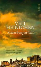 Cover-Bild Scherbengericht