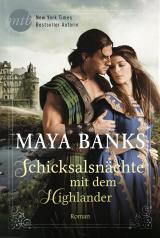 Cover-Bild Schicksalsnächte mit dem Highlander