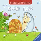 Cover-Bild Schiebe und Entdecke: Kleine Tiere
