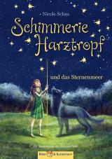 Cover-Bild Schimmerie Harztropf und das Sternenmeer