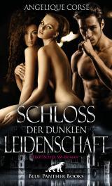 Cover-Bild Schloss der dunklen Leidenschaft | Erotischer SM-Roman