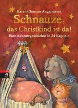 Cover-Bild Schnauze, das Christkind ist da