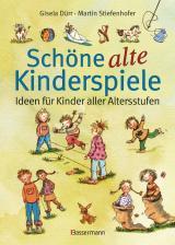 Cover-Bild Schöne alte Kinderspiele