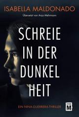 Cover-Bild Schreie in der Dunkelheit