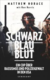 Cover-Bild Schwarz Blau Blut