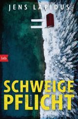 Cover-Bild SCHWEIGEPFLICHT