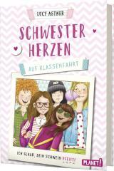 Cover-Bild Schwesterherzen 2: Auf Klassenfahrt
