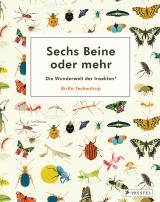 Cover-Bild Sechs Beine oder mehr – Die Wunderwelt der Insekten und Spinnen