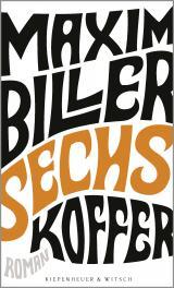 Cover-Bild Sechs Koffer