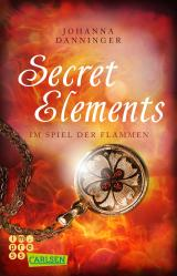 Cover-Bild Secret Elements 4: Im Spiel der Flammen