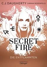 Cover-Bild Secret Fire - Die Entflammten