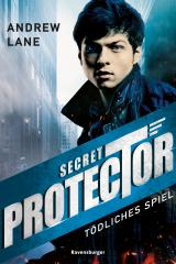 Cover-Bild Secret Protector, Band 1: Tödliches Spiel