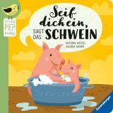 Cover-Bild Seif dich ein, sagt das Schwein