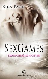 Cover-Bild SexGames | 9 Erotische Geschichten (Affäre, BDSM, Liebesgeschichte, Lover, Sinnlich)