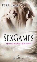 Cover-Bild SexGames | 9 Erotische Geschichten