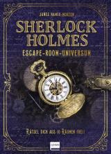 Cover-Bild Sherlock Holmes – Escape-Room-Universum