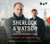 Cover-Bild Sherlock & Watson – Neues aus der Baker Street: Das Rätsel von Musgrave Abbey (Fall 1)