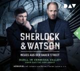 Cover-Bild Sherlock & Watson – Neues aus der Baker Street: Duell im Vermissa Valley oder Das Tal der Angst (Fall 9)