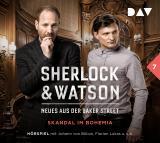 Cover-Bild Sherlock & Watson – Neues aus der Baker Street: Skandal im Bohemia (Fall 7)