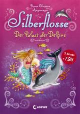 Cover-Bild Silberflosse - Der Palast der Delfine