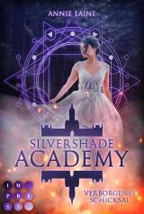 Cover-Bild Silvershade Academy 1: Verborgenes Schicksal