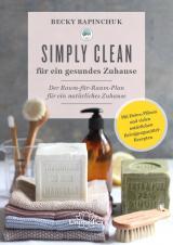 Cover-Bild Simply Clean für ein gesundes Zuhause