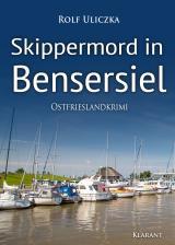 Cover-Bild Skippermord in Bensersiel. Ostfrieslandkrimi