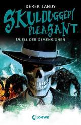 Cover-Bild Skulduggery Pleasant 7 - Duell der Dimensionen