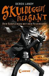 Cover-Bild Skulduggery Pleasant – Der Gentleman mit der Feuerhand