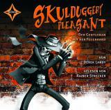 Cover-Bild Skulduggery Pleasant - Folge 1 - Der Gentleman mit der Feuerhand