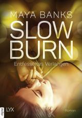 Cover-Bild Slow Burn - Entfesseltes Verlangen