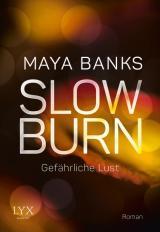 Cover-Bild Slow Burn - Gefährliche Lust