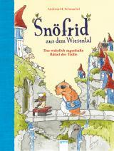 Cover-Bild Snöfrid aus dem Wiesental (2). Das wahrlich sagenhafte Rätsel der Trolle