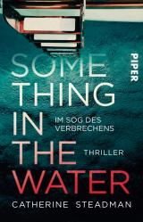Cover-Bild Something in the Water – Im Sog des Verbrechens