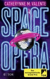 Cover-Bild Space Opera