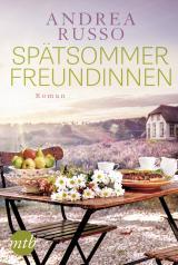 Cover-Bild Spätsommerfreundinnen