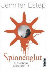 Cover-Bild Spinnenglut