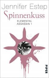 Cover-Bild Spinnenkuss