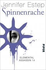 Cover-Bild Spinnenrache