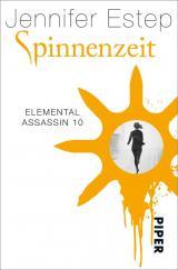 Cover-Bild Spinnenzeit