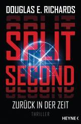 Cover-Bild Split Second - Zurück in der Zeit